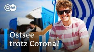 Ostseeurlaub trotz Coronavirus?   DW Reise