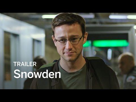 SNOWDEN Trailer | Festival 2016