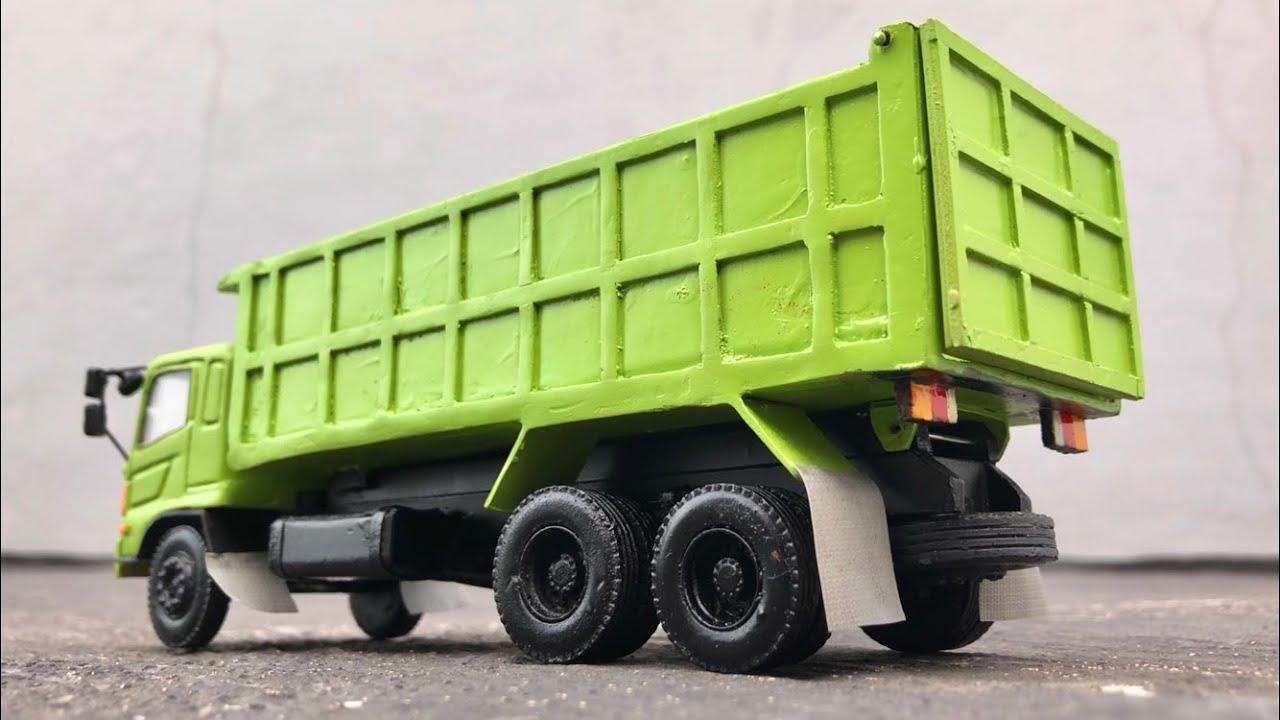 Mainan baru RC Truck Hino