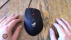 Asus ROG GX950 Gaming mouse Review