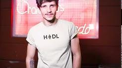 HODL Ethereum - Men's Crypto T-Shirt | CryptoStore.com