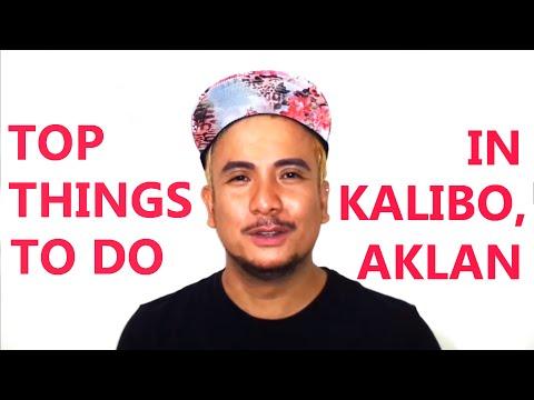 Top things to do in Kalibo, Aklan
