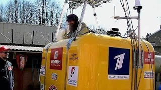 Знаменитый путешественник Федор Конюхов завершил подготовку к полету на воздушном шаре.