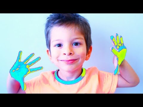Color Songs Compilation from Kids Learning Songs