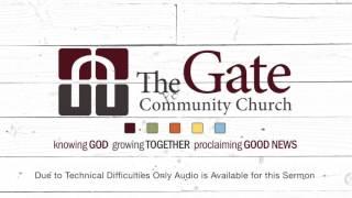 Sunday, October 23, 2016: Sermon Only