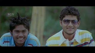 Rocky and his friend watch Girls in Dance Class | Josh Kannada Movie | Latest Comedy Scenes