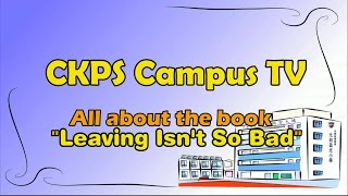 ckps的All About the book  Leaving Isn't So Bad!相片