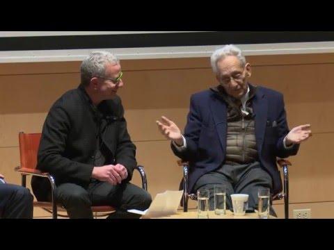 Frank Stella: A Conversation with Jordan Schnitzer, Stephen Fleischman, Rick Axsom at MMoCA