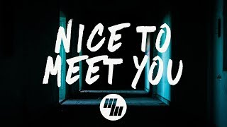 Seeb - Nice To Meet You (Lyrics / Lyric Video) ft. Goodito Frito