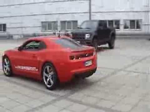 US-Car-Show in Bremen, Waterfront, am 10. August 2013 III (Ausfahrt)