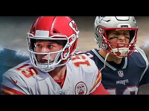 OMG! What a game! Kansas City Chiefs Vs New England Patriots! W6 SNF 2018