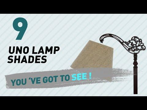 Uno Lamp Shades // New & Popular 2017
