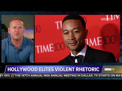 John Legend's Twitter Feed Is An Arsenal Of Ignorance And Hypocrisy