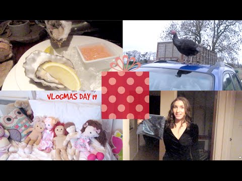 A Day in the Life- Swanky Dining! | VLOGMAS DAY 19