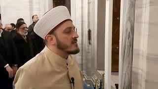 تركي يقرآ القرآن بصوت رهيب😍