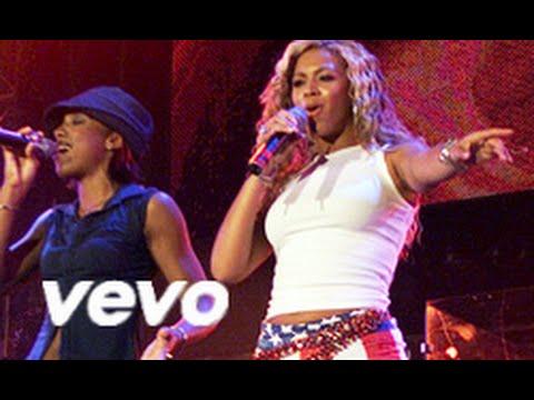 Destiny's Child- Emotion (Live United We Stand)