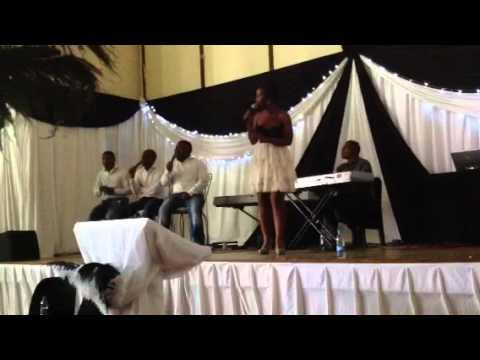 @Tsoakae performing