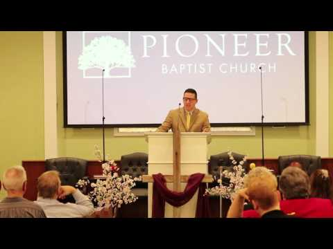 The War on the Womb, Pioneer Baptist Church 10-16-2016