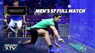 Squash: Men's Semi-Finals - China Open 2018 - Full Matches