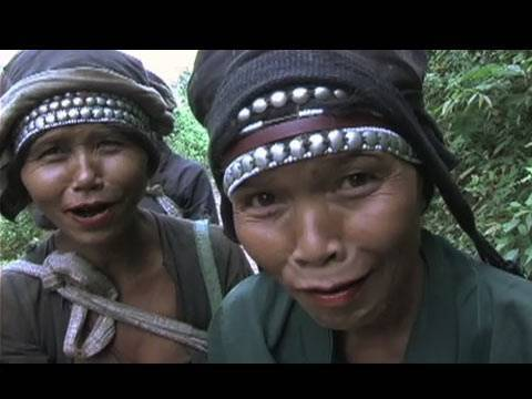 Hill Tribe Villages in Northern Laos