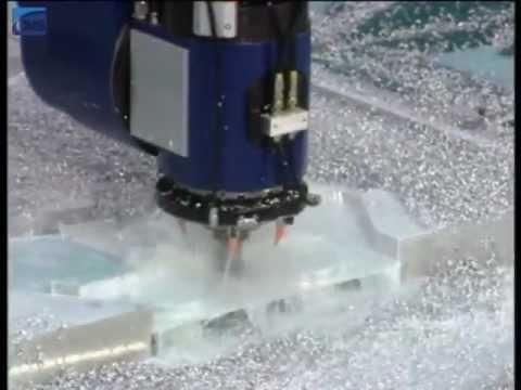 High Speed Aluminum Machining: CMS Poseidon