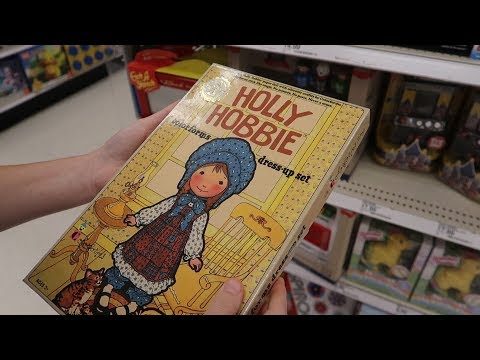 Shop With Us At Target! | Retro Childhood Toys, Weird Shirts & We Don't Understand Kids Toys Today!