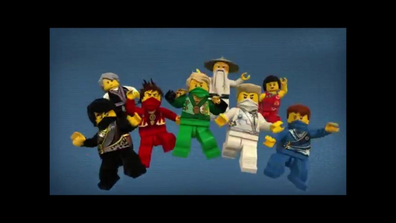 Лего ниндзяго 7 сезон 9 серия на русском мультик для детей, lego.