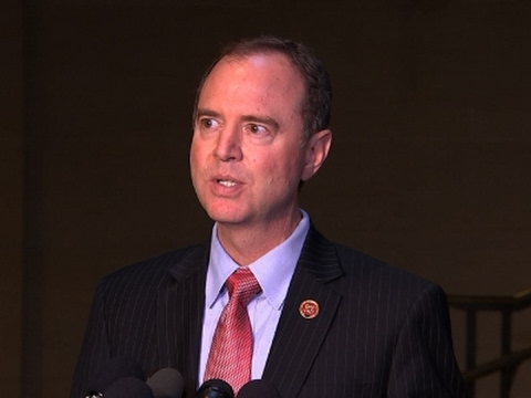 Thumbnail: Schiff: NY Times Report 'Disturbing Allegation'