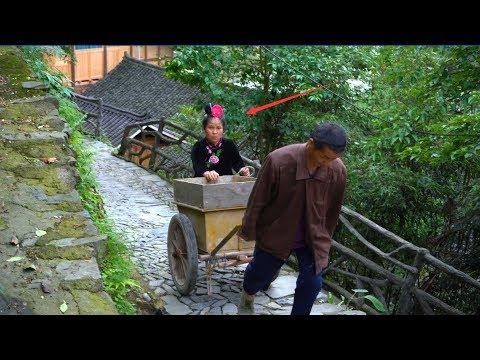 实拍贵州苗族侗族真实生活场景,这里的人有自己的语言和文化
