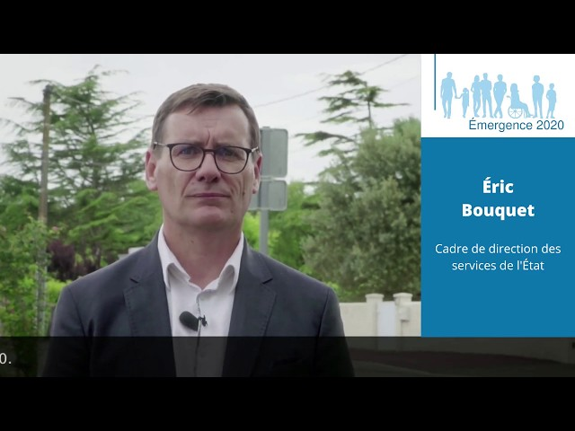 Elections municipales Saint-Georges de Didonne 2020 - Eric BOUQUET - Réalisation Emergence 2020.
