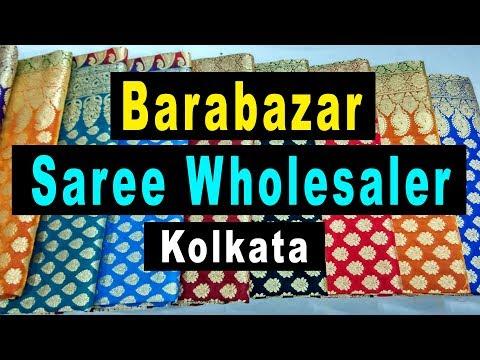 Saree Wholesaler In Kolkata Barabazar