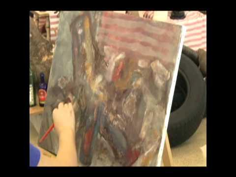 絵画 背景 描き 方