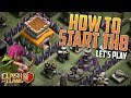 Gambar cover HOW TO START TH8!  Clash of Clans