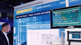 Siemens at SPS IPC Drives 2018 - Introducing the Digital Enterprise