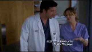 Grey's Anatomy Staffel 5 Folge 1 Meredith Und Derek Szene