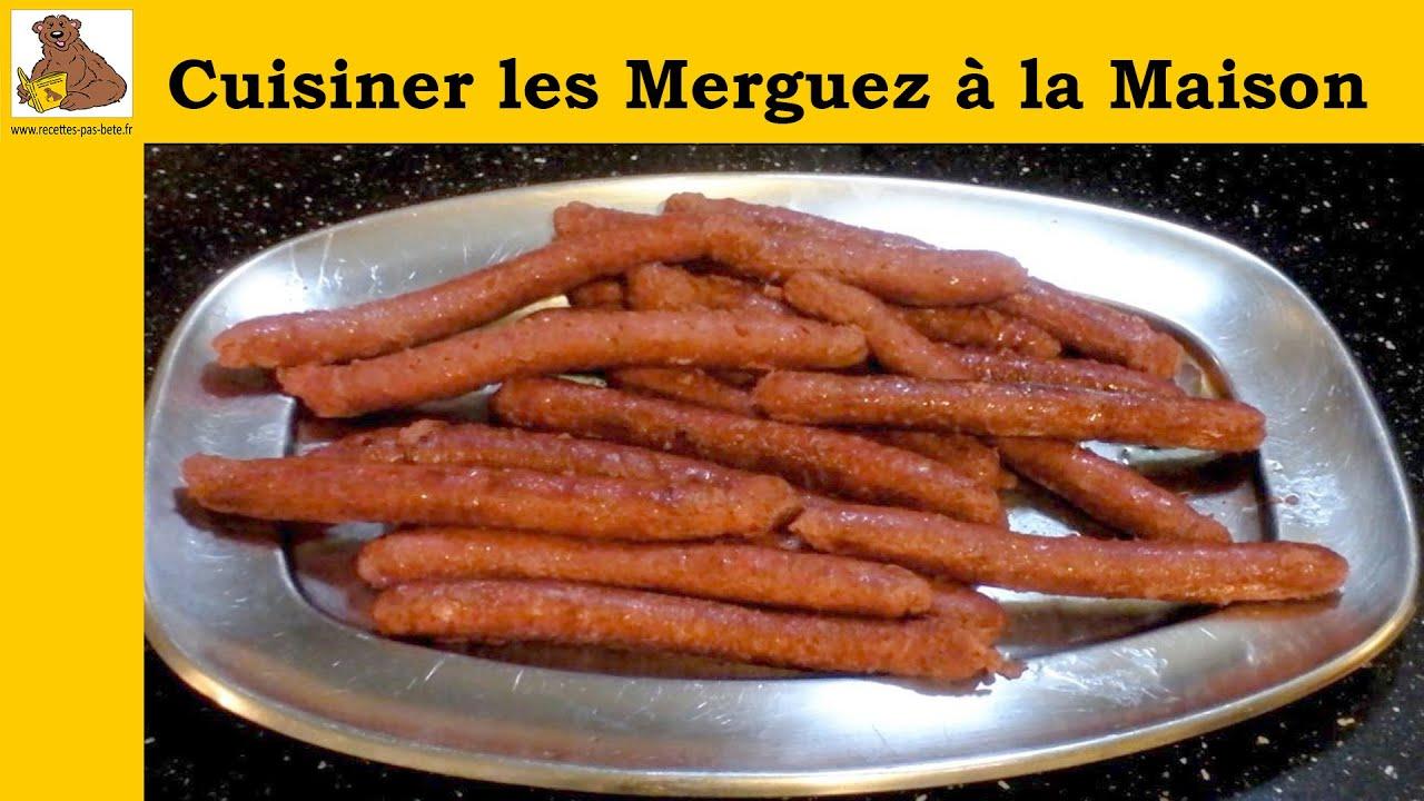 Comment cuisiner les merguez la maison recette rapide - Comment cuisiner les crevettes congelees ...