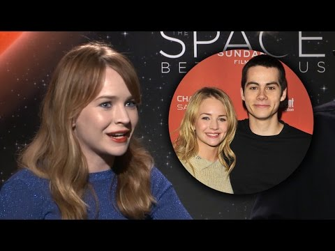 Britt Robertson Reveals Craziest Thing She Did for BF Dylan O'Brien - Exclusive