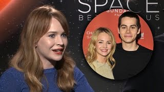 Britt Robertson Reveals Craziest Thing She Did ...