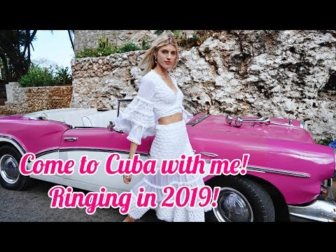 Come to Cuba with Me! | Ringing in 2019! | Devon Windsor
