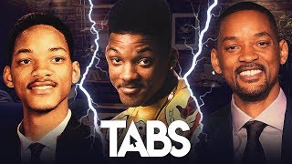 Clic droit sur WILL SMITH - TABS