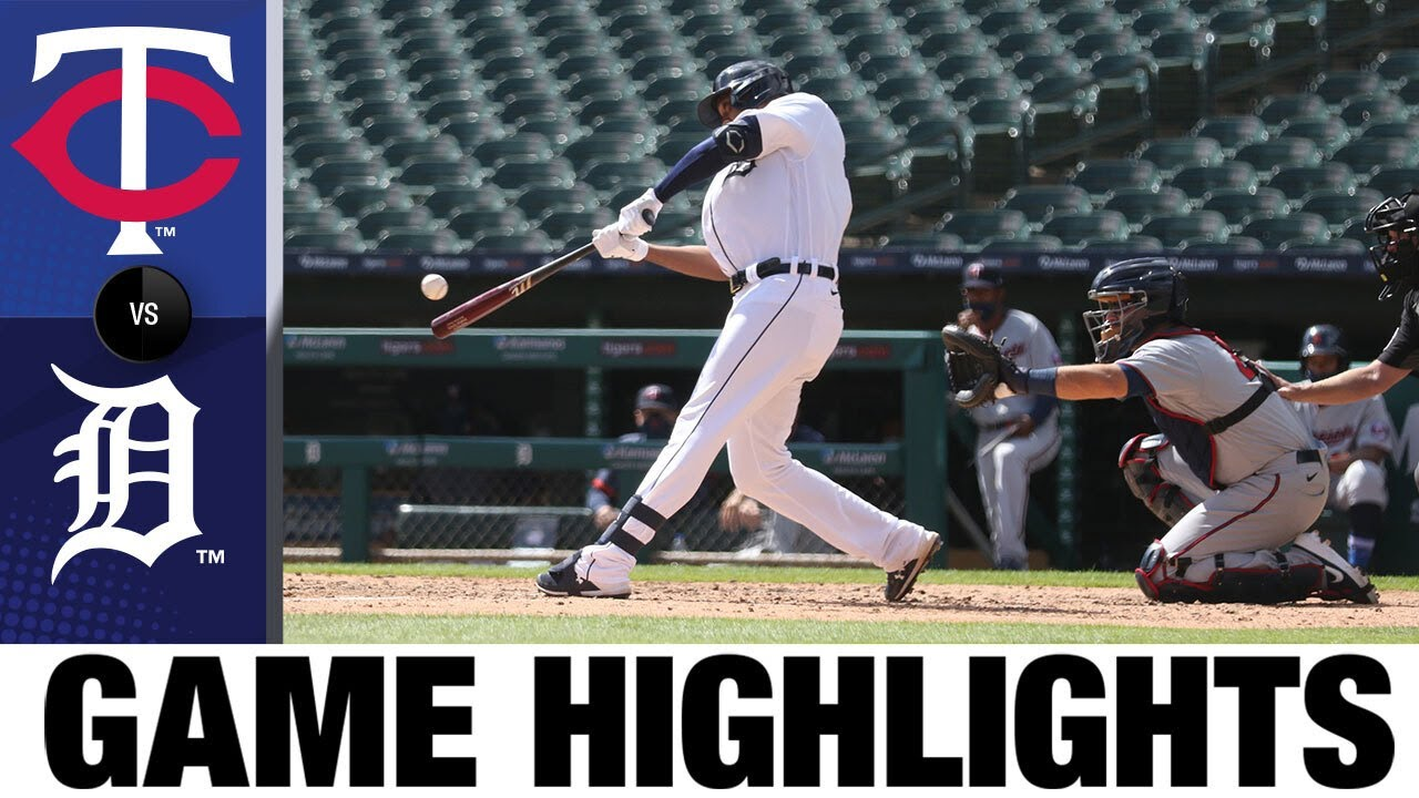 Miguel Cabrera, Jonathan Schoop lead Tigers to 3-2 win | Twins-Tigers Game Highlights 8/30/20