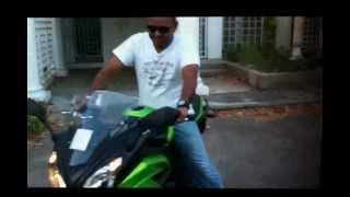 My First Ride on my First Bike - Kawasaki Ninja 650 2012 Model