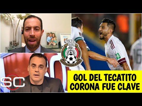 ANÁLISIS México EMPATÓ con Panamá. Jesús Tecatito Corona con el gol salvador del Tri   SportsCenter