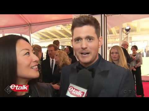 eTalk: Canada's Walk of Fame  Red Carpet Interviews