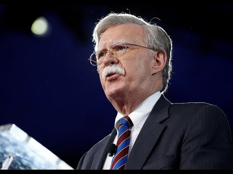 Don 039t Listen to John Bolton: War Is Not a Solution