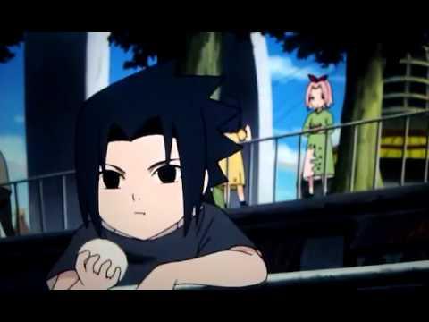 SasuSaku moment (Naruto Shippuden Episode 313) - YouTube