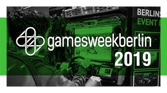 gamesweekberlin 2019 Recap