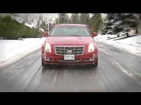 2008 Cadillac CTS | Read Owner and Expert Reviews, Prices, Specs