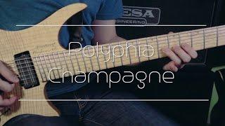 Polyphia - Champagne  Cover