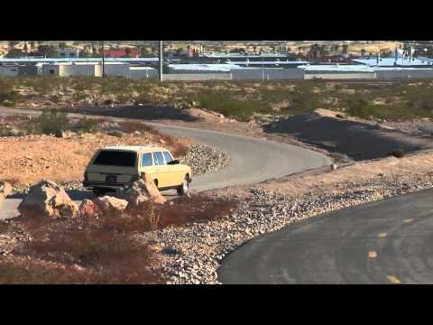 1981 Mercedes-Benz 300 Turbo Diesel Wagon Test drive Viva Las Vegas Autos